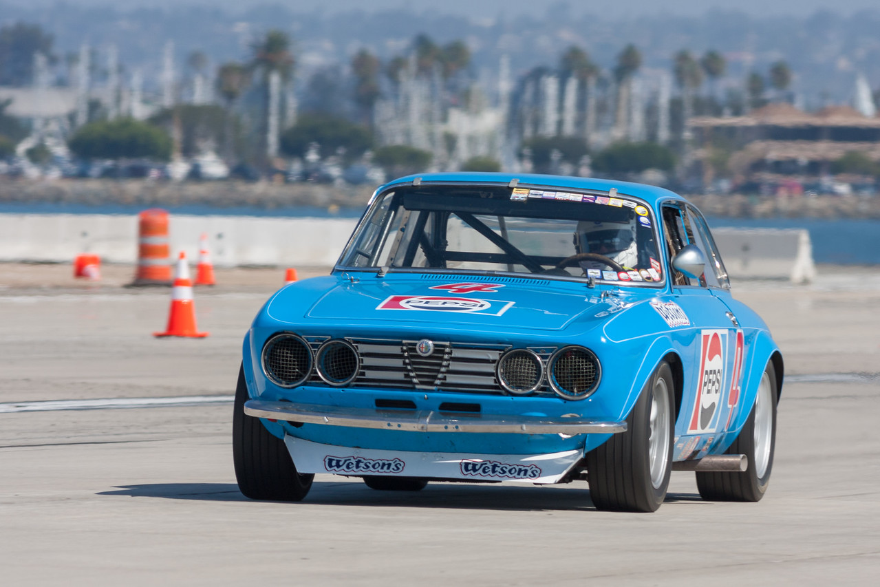 1969 Alfa Romeo GTV - Shelly Zide
