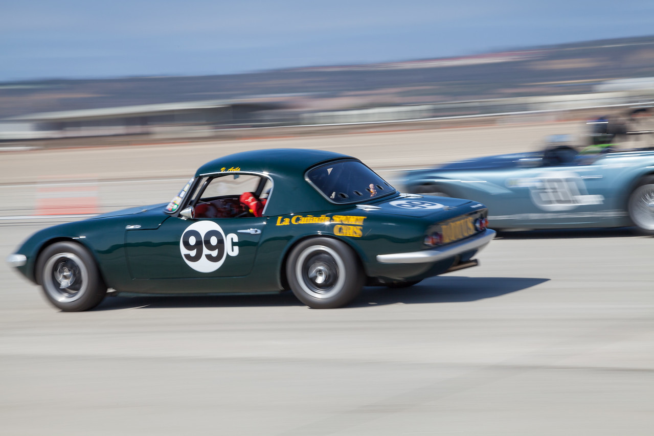 1964 Lotus 26R - Victor Avila