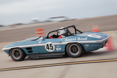 1966 Chevrolet Corvette - Tom Beattie