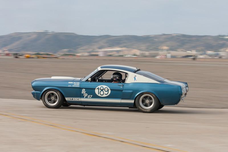 1966 Shelby GT350 - Roy Allen