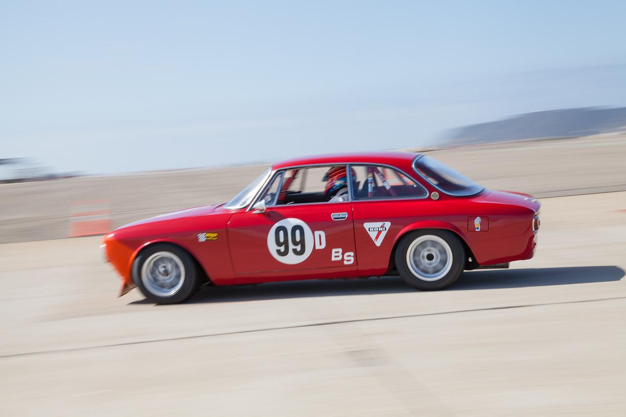 1969 Alfa Romeo GTV - Bruce McKean