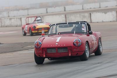 1965 Triumph Spitfire - Beth Philion