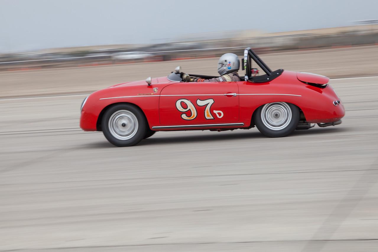 1957 Porsche 356 Speedster - Max Jamiesson
