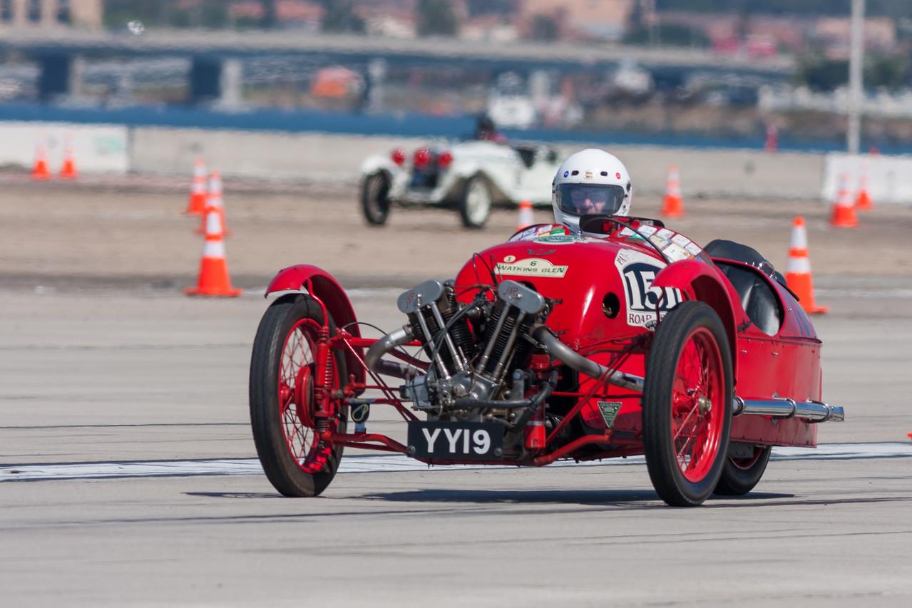 1930 Morgan Super Aero - Larry Ayers