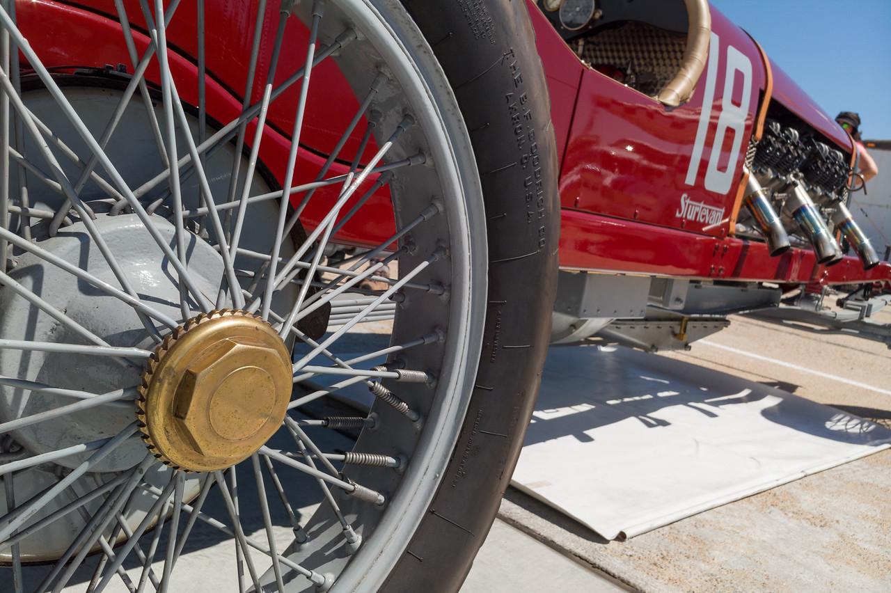 1916 Sturtivant-Auburn Racer - Brian Blain