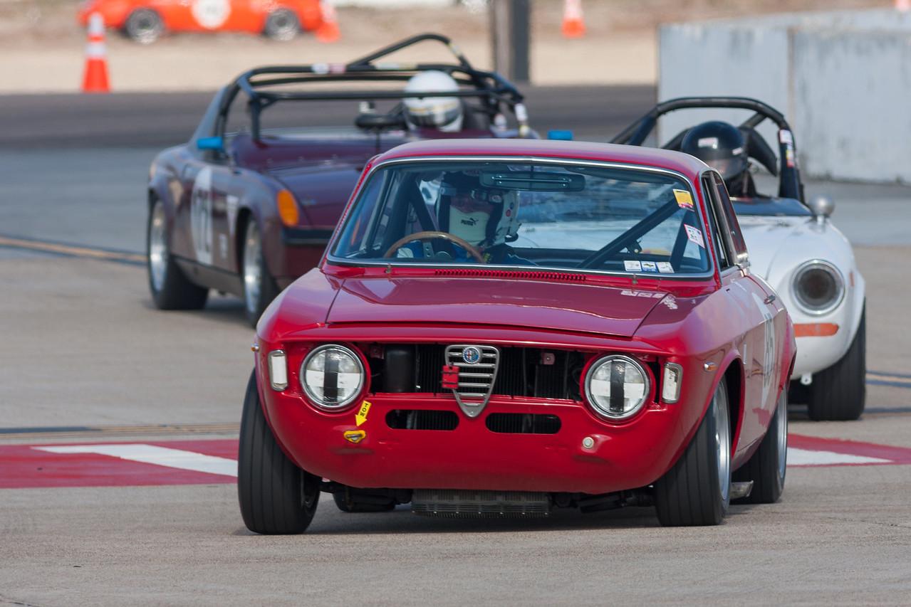 1965 Alfa Romeo GTA 1600 - Tom Price