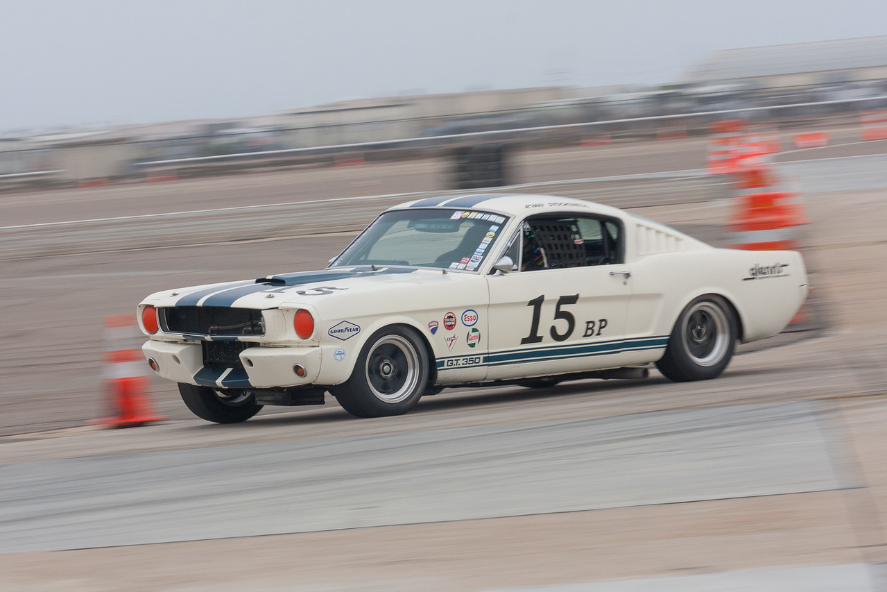 1965 Ford Mustang GT 350 - Robert Stockwell