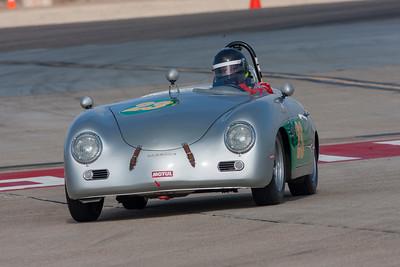1957 Porsche 356 - Stanley Gold