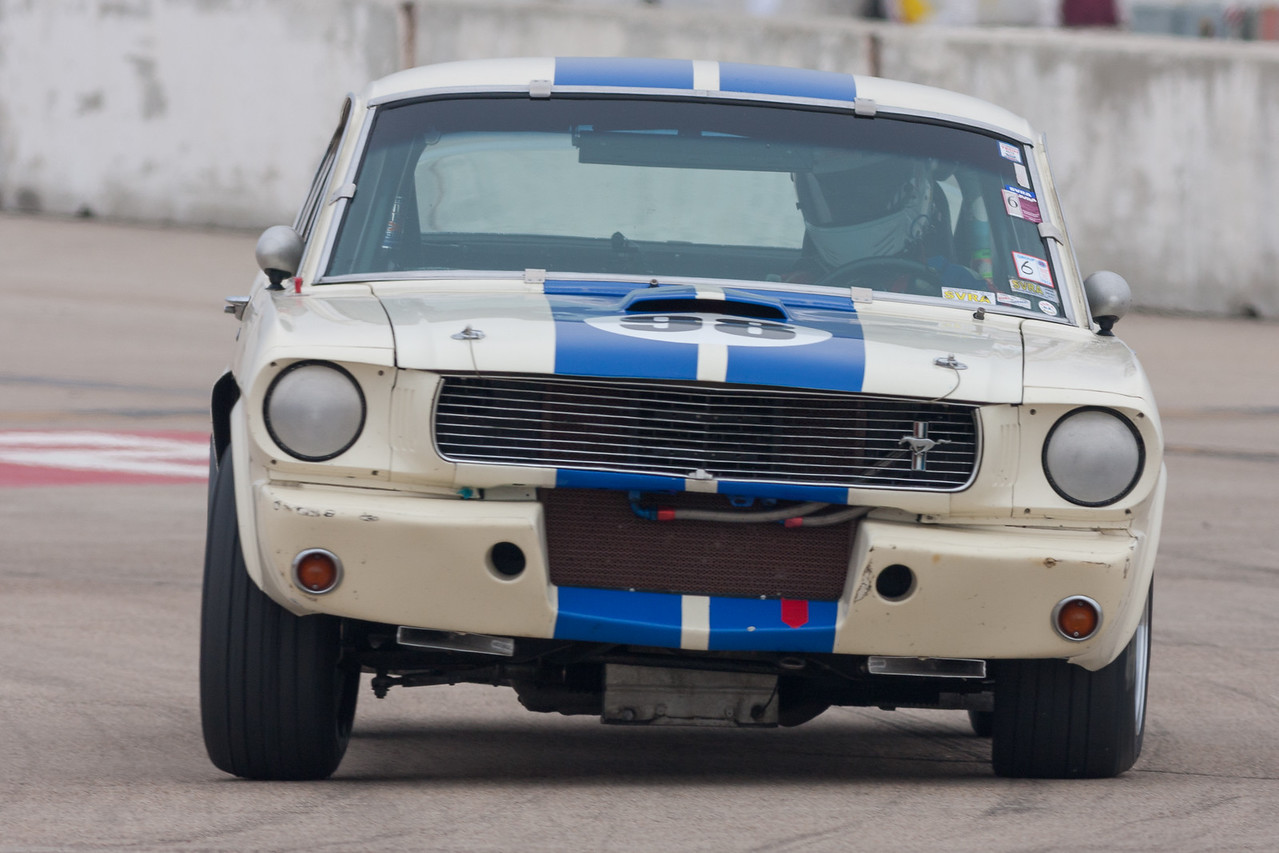 1966 Shelby GT 350 - Marc A. Petein