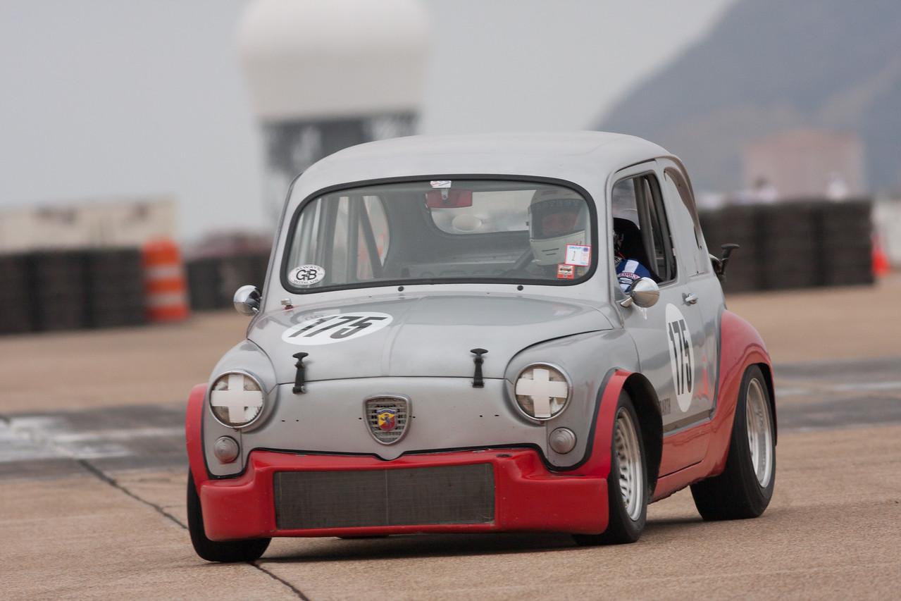 1964 Fiat Abarth - Ed Roll