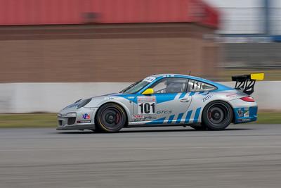2012 Porsche 997 Cup