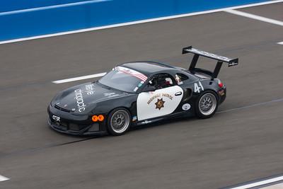 Porsche Highway Patrol