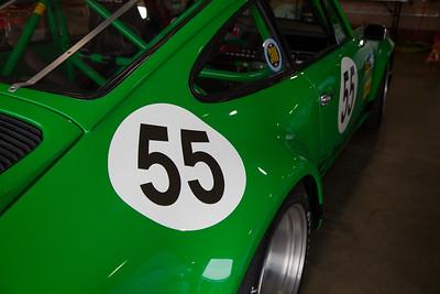 David Leyvas 1973 911 RSR