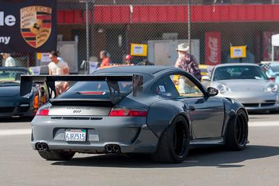Nice stance - Porsche 911