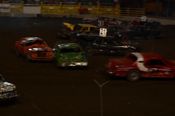 Demolition Derby - Benton Franklin Fair Demolition Derby - Benton Franklin Fair 2012