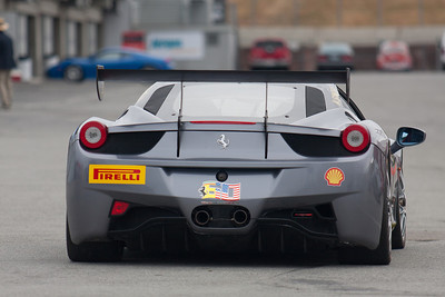 The Ferrari 458 EVO... looks good from any angle. © 2014 Victor Varela