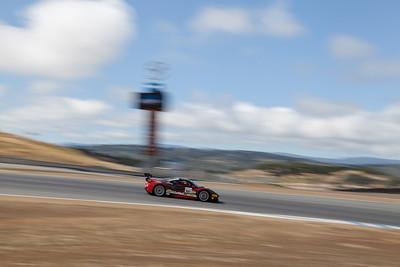 Dan O'Neal in the #12 Ferrari 458 EVO. © 2014 Victor Varela