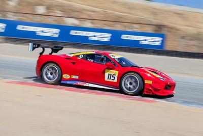 Murray Rothlander, Ferrari 488 Challenge, Ferrari of Vancouver