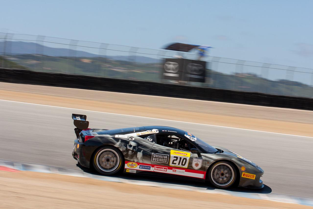 Darren Enenstein, Ferrari 458 Challenge EVO, Scuderia Corsa - Ferrari Beverly Hills