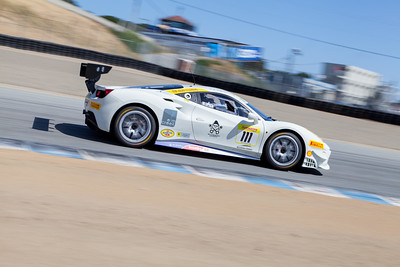 Karl Williams, Ferrari 488 Challenge, Scuderia Corsa - Ferrari Beverly Hills