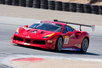 Jerome Jacalone, Ferrari 488 Challenge, Ferrari of Long Island