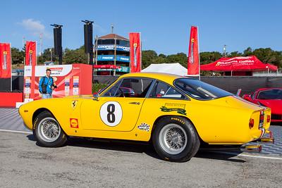 David Lee's 1964 Ferrari 250 Lusso Competizione