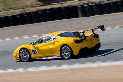 Osvaldo Gaio, Ferrari 488 Challenge, Miller Motor Cars