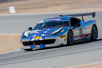 Alistair Garnett, Ferrari 458 Challenge EVO, Scuderia Corsa - Ferrari of Silicon Valley