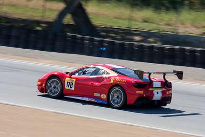 Al Hegyi, Ferrari 488 Challenge, Ferrari of San Diego