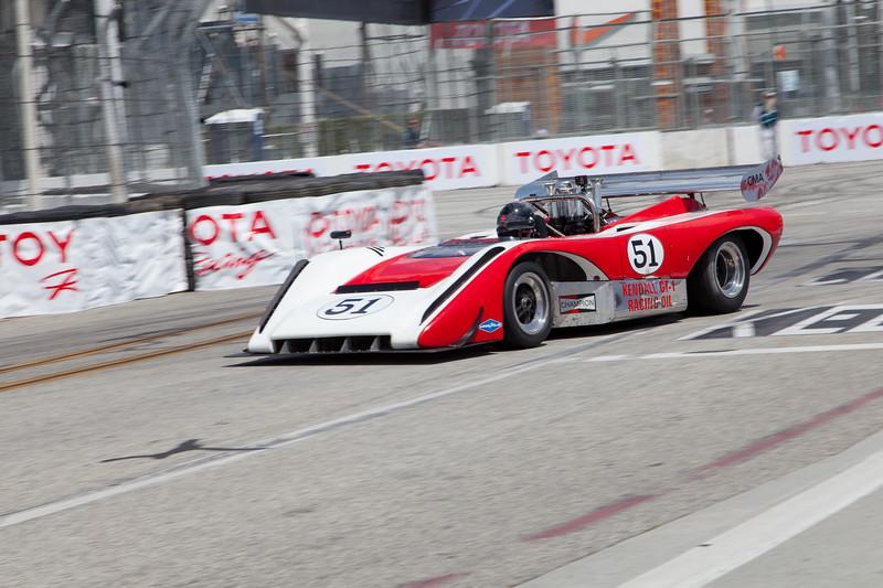 Claude Malette - 1971 Lola T222