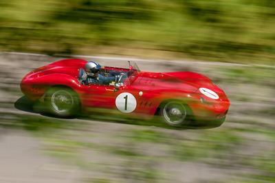 1956 Maserati 250S