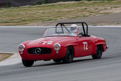 Jeff Marx - 1955 Mercedes-Benz 190SL