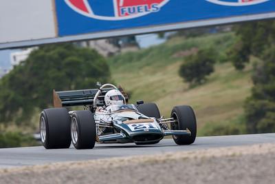 Bruce Maxwell Leeson - 1969 McLaren M10B