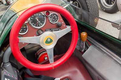 Red - 1963 Lotus 27