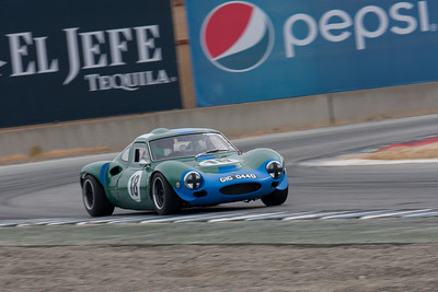 Fred Della Noce - 1966 Ginetta G12