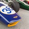 (L-R) 1969 Chevron B15B, 1972 Lola T 204, 1974 Titan Mk VI