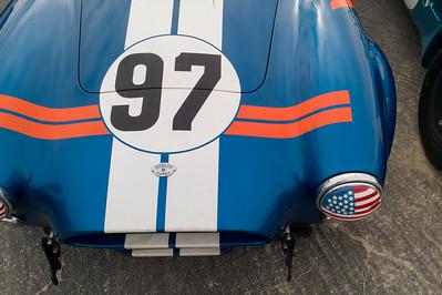 1962 Shelby 289 Cobra
