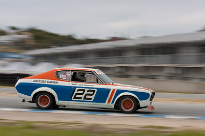 Jonathan Ornstein - 1973 Datsun 710