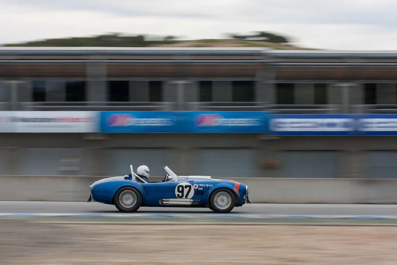 Steve Park - 1962 Shelby 289 Cobra