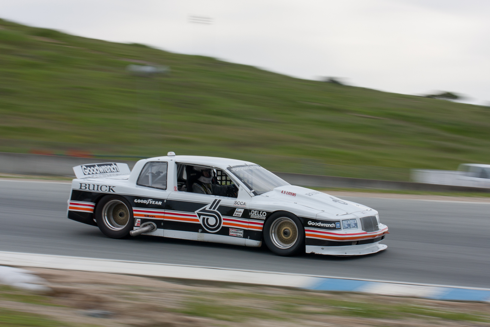 Mike McNamee - 1985 Buick Somerset