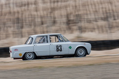 Edward Lauber - 1967 Alfa Romeo Giulia Super