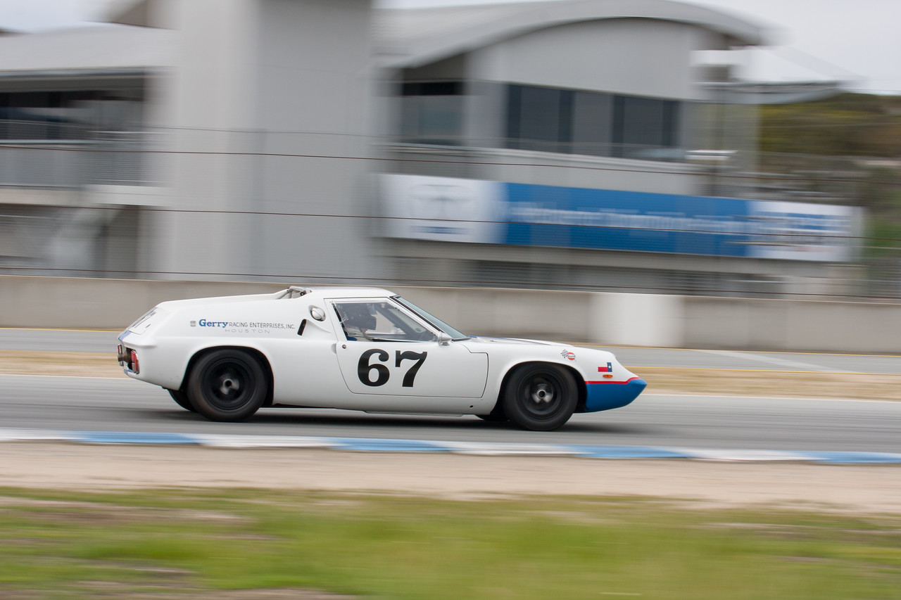 Don Hogue - 1967 Lotus Europa Mark 47