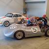 1966 Porsche 911S and the 1955 Pupulidy Porsche Special