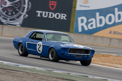 Bill Ockerlund - 1968 Shelby Knotchback
