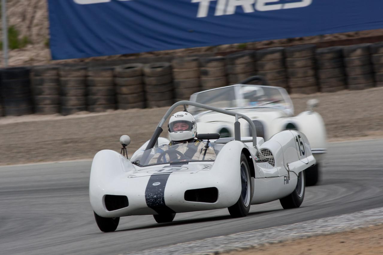 Thor Thorson - 1962 Elva MK 6