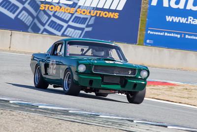 Bill Kelley - 1966 Ford Mustang