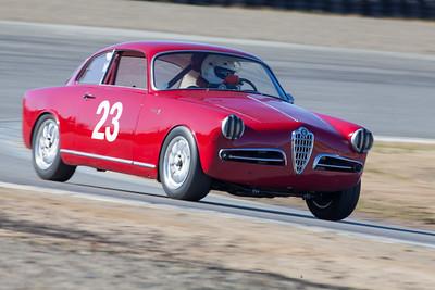 Glen Oliveria - 1955 Alfa Romeo Giulietta Sprint