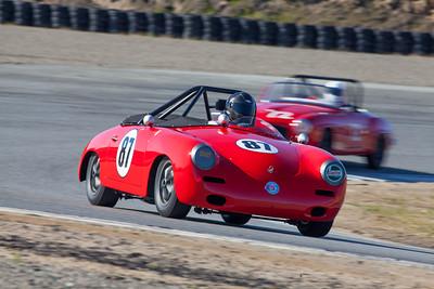Steve Schmidt - 1960 Porsche 356 Super 90