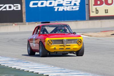 Debbie Briscoe - 1966 Alfa Romeo GTV
