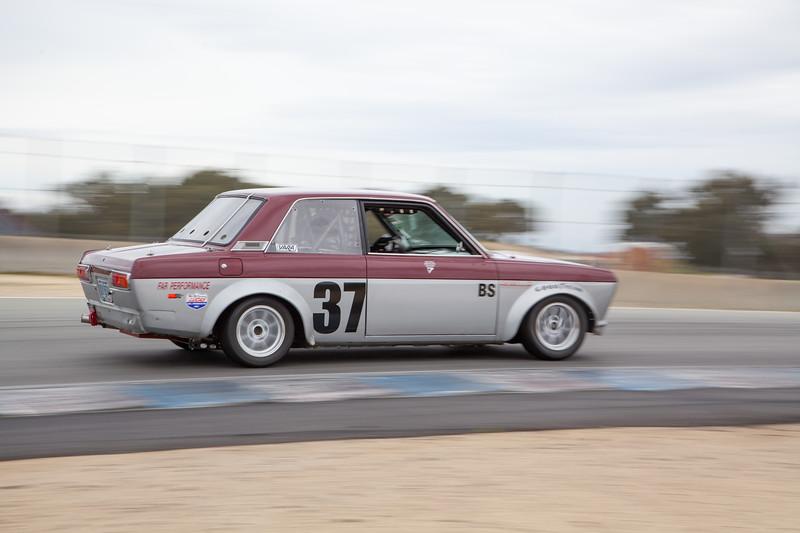 Mark Nettesheim - 1969 Datsun 510